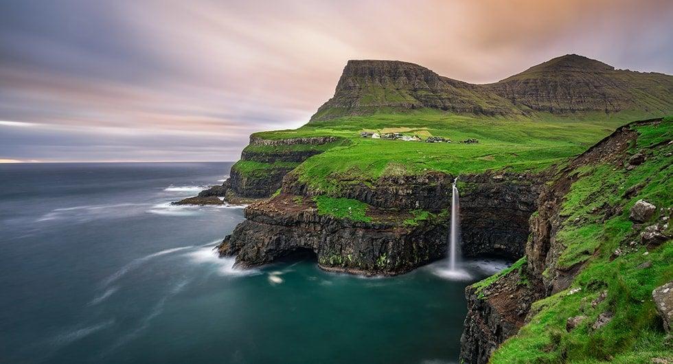 färöarna resa